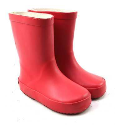 Marks & Spencer Boys UK Size 5 Red Wellington Boots