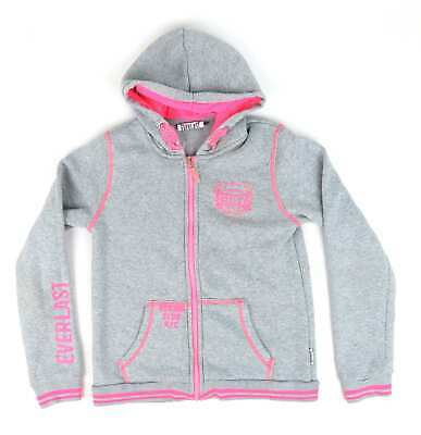 Everlast Girls Grey Hoodie Age 13