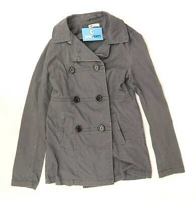 H&M Girls Grey Jacket Age 13-14