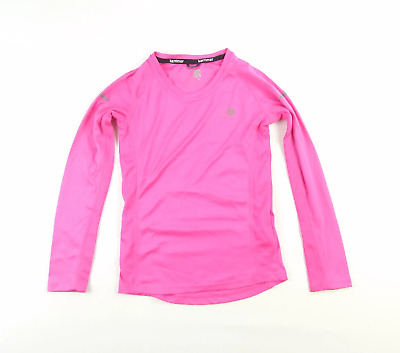 Karrimor Girls Pink Top Age 11-12
