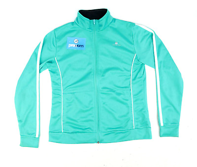 Domyos Girls Blue Tracksuit Top Age 14