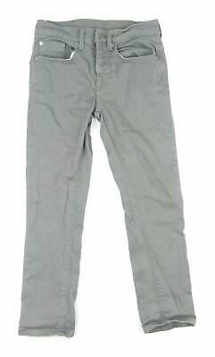Bhs Boys Grey Jeans Age 10-11