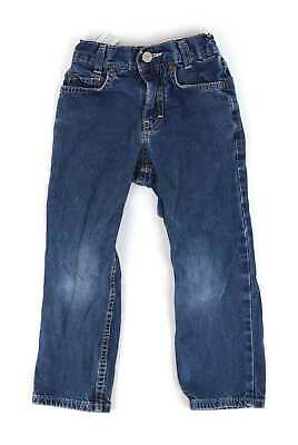 Marks & Spencer Boys Blue Jeans Age 4