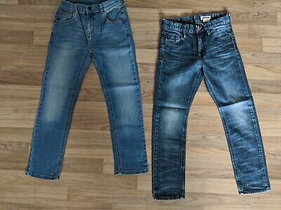 Brand new no tags Boys Job Lot Jeans. H+M, M+S.Age 8-9