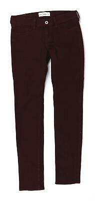 Abercrombie & Fitch Girls Purple Jeans Age 16