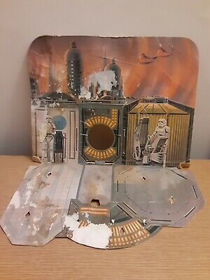 Star Wars Empire Strikes Back Bespin Cloud City Playset Sears Exclusive
