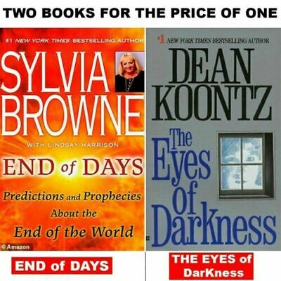 The Eyes Of Darkness & End of Days Predictions and Prophecies P.D.F Book
