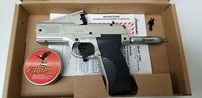 Crosman 1088 (complete) Air gun with Co2 andpellet size .177