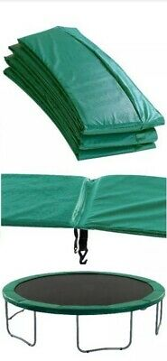 Trampoline Replacement Safety Net Enclosure Spring Cover Pad 12 FT-Brand New.