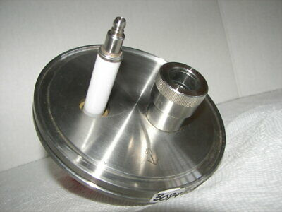 High Vacuum Research Chamber Clamp Type ISO 100 Flange Electric Feed Through