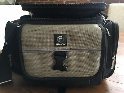 2001 Licensed Nintendo Game Cube Console Bag or would make a great lunchbox!