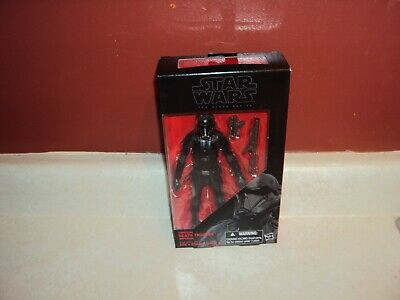 "Star Wars Imperial Death Trooper Black Series 6"" Figure #25 Rogue One Sealed"