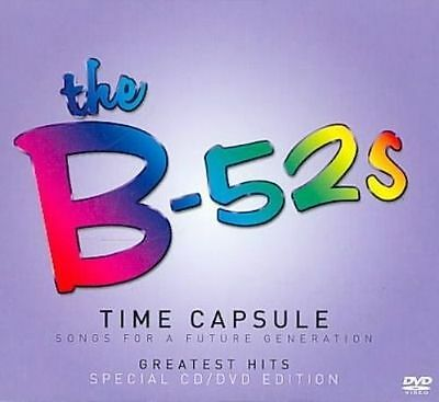 Time Capsule: Songs for a Future Generation by The B-52s New & Sealed (C1073)