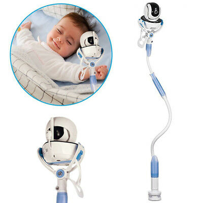 Universal Baby Camera Mount Infant Video Monitor Holder Flexible Cam 85cm OZ