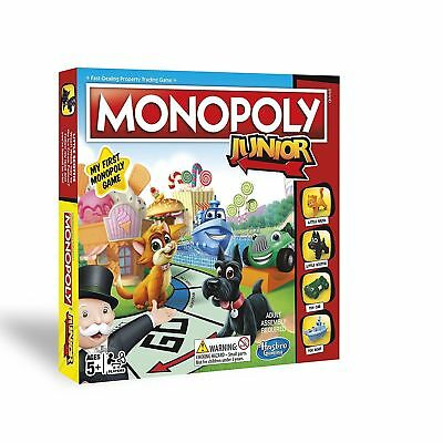 Monopoly Junior Game [Board Game]