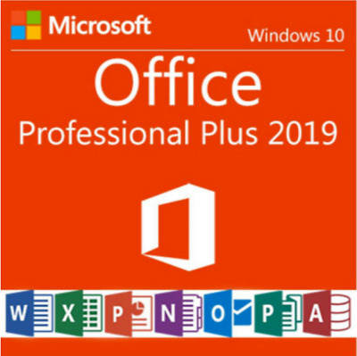 Microsoft Office 2019 Professional Plus Download and Key 🔥🔑 30 sec Delivery ✅