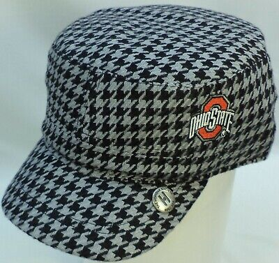 NEW The Honour Society Auburn Tigers Fitted Cabbie Hat Size M//L