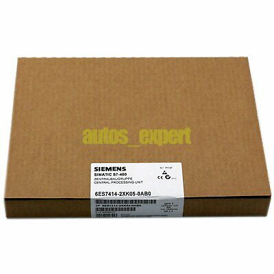 Brand New Siemens Processor Unit 6ES7 414-2XK05-0AB0 free shipping