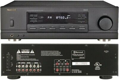 Sherwood RX 4105 2 Channel 100 Watt Receiver
