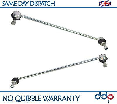 2 x FOR BMW 7 SERIES E65 E66 01-09 FRONT PAIR STABILISER ANTI ROLL BAR DROP LINK