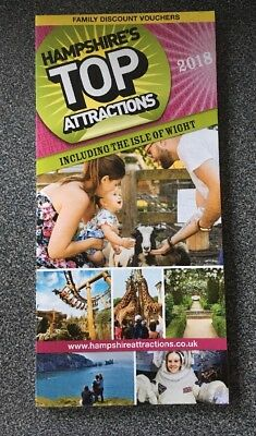 Hampshire's Top Attractions, Map & Discount For Blue Reef Aquarium Portsmouth