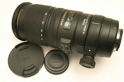Sigma EX 70-200mm F/2.8 APO HSM DG OS Lens For Nikon DSLR