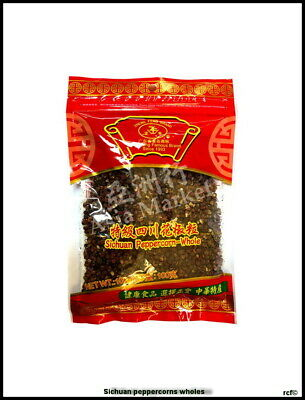 Sichuan peppercorns wholes-100g (Free UK Post)