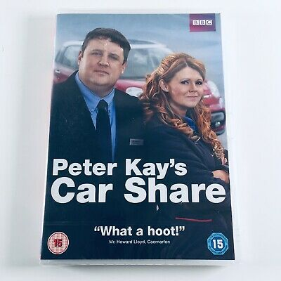 Peter Kay's Car Share Complete First Series (2015, DVD) - New & Sealed