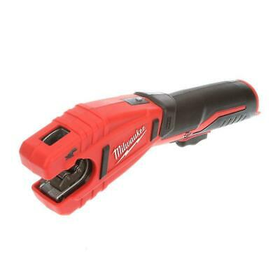 Milwaukee Copper Tubing Cutter 12-Volt Lithium-Ion Cordless (Tool-Only)