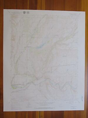 Orchard City Colorado 1979 Original Vintage USGS Topo Map