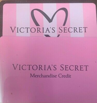 Victoria's Secret Gift Card $400.00 *FAST SHIPPING!!! (NO EMAIL DELIVERY )
