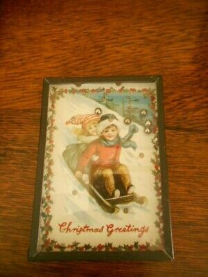 Retro Christmas Game By Bethany Lowe Designs (Hobgoblins Vintage Collection)