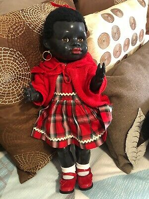 Pedigree Doll African American Black Mammy