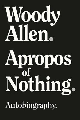 Apropos of Nothing by Woody Allen (2020, Digital)