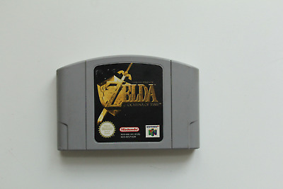 Jeu Nintendo 64 The Legend of Zelda : Ocarina of Time