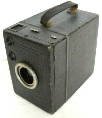 **1920s ZEISS IKON TENGOR BOX 120 ROLL FILM BOX CAMERA IN VERY GOOD CONDITION**
