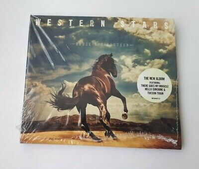 Bruce Springsteen - Western Stars Brand New Cd