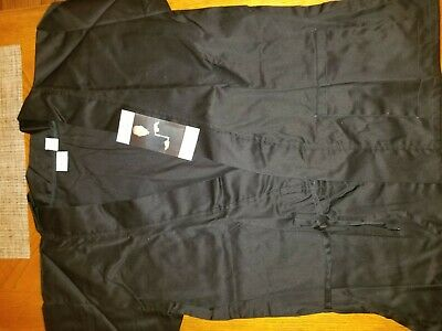 4-Chef Works- Sushi Jacket- New W/Tags  --Size Large (Runs Small)