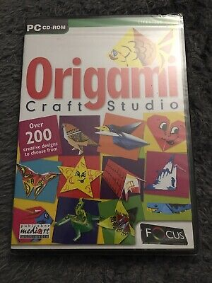Origami Craft Studio - PC CD-ROM