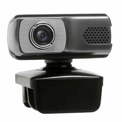 USB 10.0 Mega Pixel HD 720P Camera Webcam Clip Web Cam With Microphone For PC AU