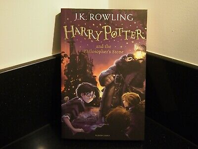 Harry Potter and the Philosopher's Stone: by J.K. Rowling New Paperback Book