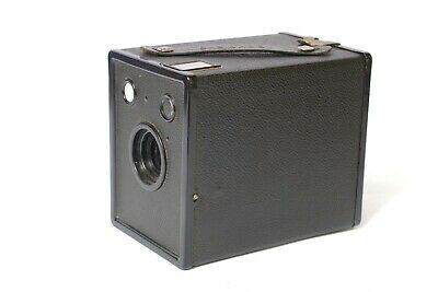 F90250~ Agfa Ansco B-2 Cadet Box Camera for 120 Roll Film – Gorgeous Condition