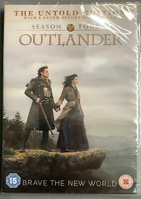 Outlander season 4 dvd