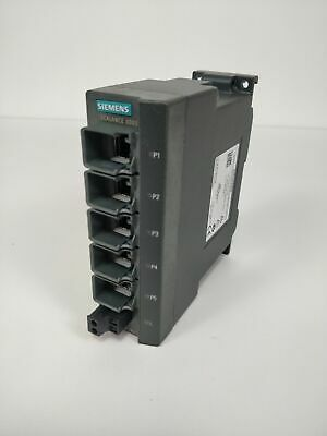 Siemens 6GK5005-0AB00-1AA3 Simatic Net Industrial Ethernet Switch Scalance X005