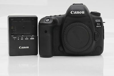 Canon EOS 5D Mark IV 30.4MP DSLR Camera Body                                #185