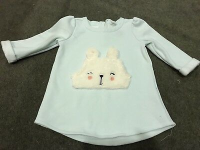 Baby Gap Long Sleeve Top/Tunic Dress Girls 18-24months