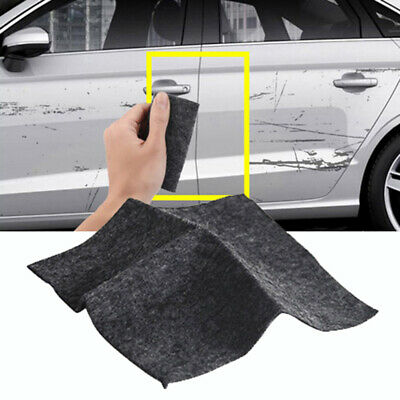 UK Car Scratch Eraser Magic Scratch Repair Remover Nano Cloth Surface Rag