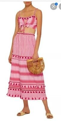 Dodo Bar Or Skirt And Crop Top