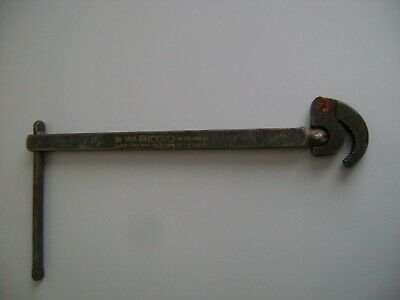 Ridgid Basin Wrench  No. 1010  Used
