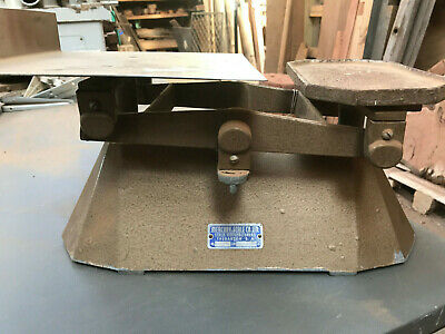 old  mercury scales with weights